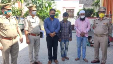 गाजियाबाद पुलिस को मिली बड़ी कामयाबी, बच्चा चोरी गैंग का किया पर्दाफाश, 11 आरोपी गिरफ्तार