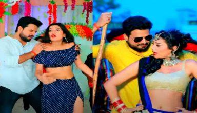 Ritesh Pandey का नया भोजपुरी गाना 'हिलोर मारे' रिलीज, दो दिनों में 14 लाख के पार, देखें VIDEO