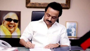 तमिलनाडु सीएम ने बढ़ाया पत्रकारों के लिए कोविड-प्रोत्साहन मुआवजा