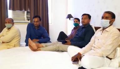 पूर्व BJP विधायक पर लगा अपहरण का आरोप, शहर में दहशत का माहौल