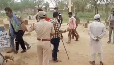 मुर्दे के जिंदा होने की फैली 'खबर' तो कब्रिस्तान में जुट गए सैकड़ों लोग