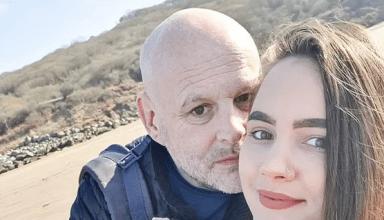 26 साल की लड़की डेट पर गई 55 साल के शख्स के साथ, लोगो ने समझा बाप-बेटी