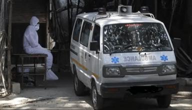 कोरोना पीड़ित से एम्बुलेंस चालक ने नोएडा से वाराणसी तक ले जाने के वसूले पांच लाख रुपए, DM  ने जॉच के दिए आदेश