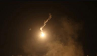 इजराइल ने एक बार फिर गाजा पर किया हवाई हमला, फिलीस्तीनी सुरक्षा अधिकारियों का दावा