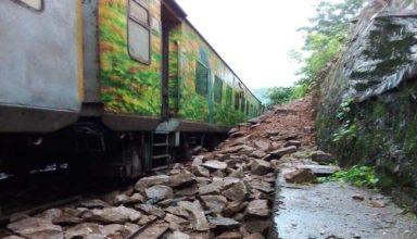 बड़े हादसे का शिकार होने से बाल-बाल बची दिल्ली-रांची राजधानी स्पेशल ट्रेन, जा सकती थी कई लोगों की जान, इंजन क्षतिग्रस्त