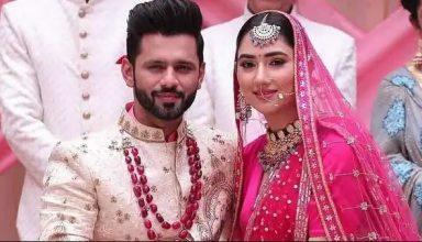 इंतजार हुआ खत्म, इस दिन शादी के बंधन में बंधने जा रहे है राहुल वैद्या और दिशा परमार