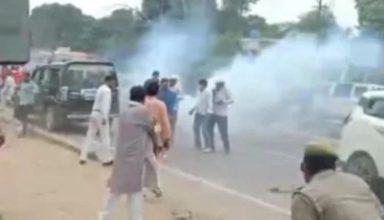 यूपी: सीतापुर में ब्लॉक प्रमुख के नामांकन के दौरान चलीं बम व गोलियां, तीन घायल, बागी उम्मीदवार को रोकने को लेकर…