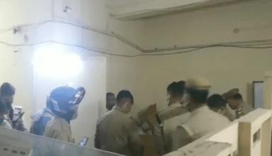 आगरा में दिन दहाड़े 8 करोड़ से ज्यादा की डकैती, मणप्पुरम गोल्ड के ऑफिस से 17 किलो सोना-नकदी लूटी, पुलिस ने मुठभेड़ में दो को किया गिरफ्तार