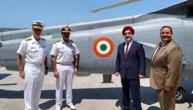 अमेरिका ने भारत को सौंपे एमएच-60आर हेलिकॉप्टर, छूटे चीन और पाकिस्तान के पसीनें, जानिए क्या है खासियत