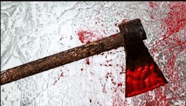 पत्नी से अवैध संबंधों के शक में पति ने कुल्हाड़ी से काटकर पड़ोसी को उतारा मौत के घाट, फिर थाने में किया सरेंडर