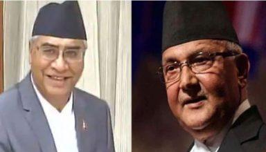 नेपाली पीएम केपी शर्मा ओली को लगा बड़ा झटका, शेर बहादुर देउबा बनेंगे नये प्रधानमंत्री, SC का आदेश