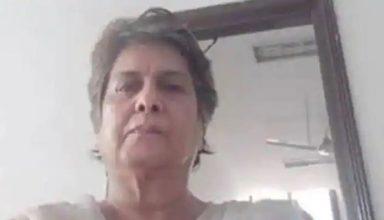 अटल बिहारी के सरकार में मंत्री रहे पी रंगराजन की पत्नी का हुआ मर्डर, नौकरानी को बांधकर धोबी ने लूटा घर…