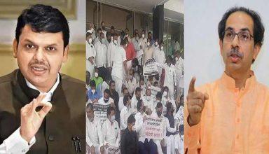 Maharashtra: बीजेपी विधायकों के निलंबन पर बोले फडणवीस, योजना के तहत हुई कार्रवाई